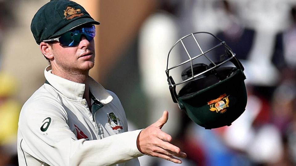 Steve Smith,India vs Australia,Dharamsala