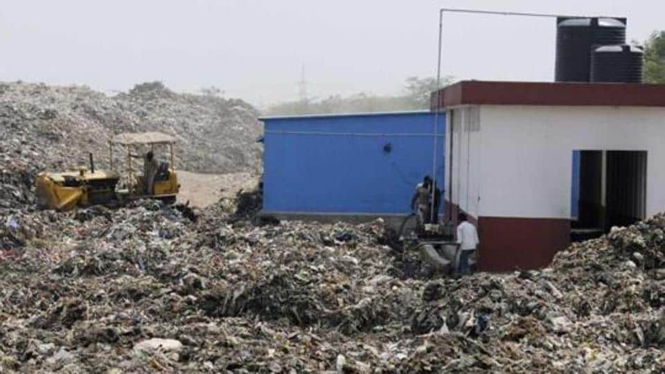 Gurgaon,Bandhwari waste plant,Municipal Corporation of Faridbad