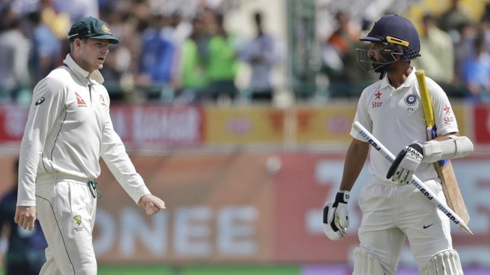 India vs Australia,Steve Smith,Ajinkya Rahane