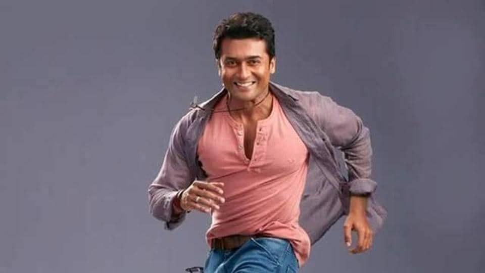 Tamil superstar Suriya,Suriya,Tamil