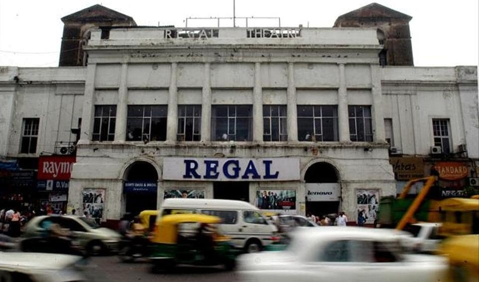 Regal shuts down,Connaught Place,Movie halls in CP