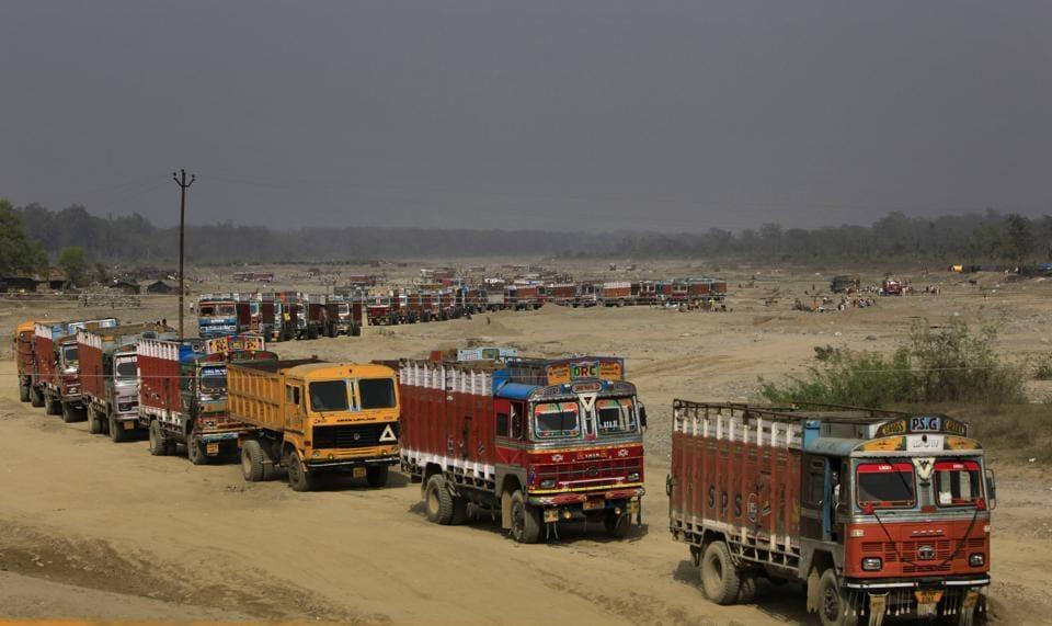 Narmada,Sand mining,Madhya Pradesh