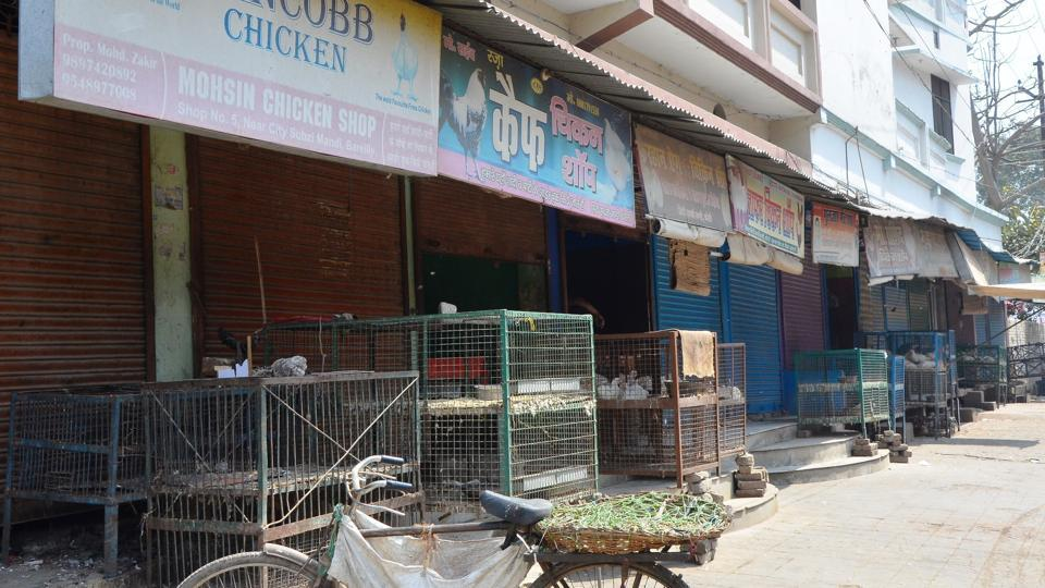 The wholesale poultry, fish and eggs market will remain closed during the strike.