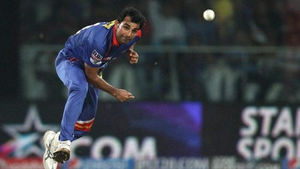 In 31 matches, Mohammed Shami (Delhi Daredevils) has claimed only 18 wickets at an economy rate of 8.85. (BCCI)