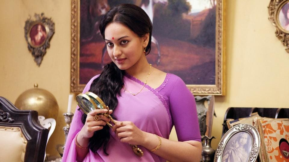Sonakshi Sinha was praised for her performance in Lootera.