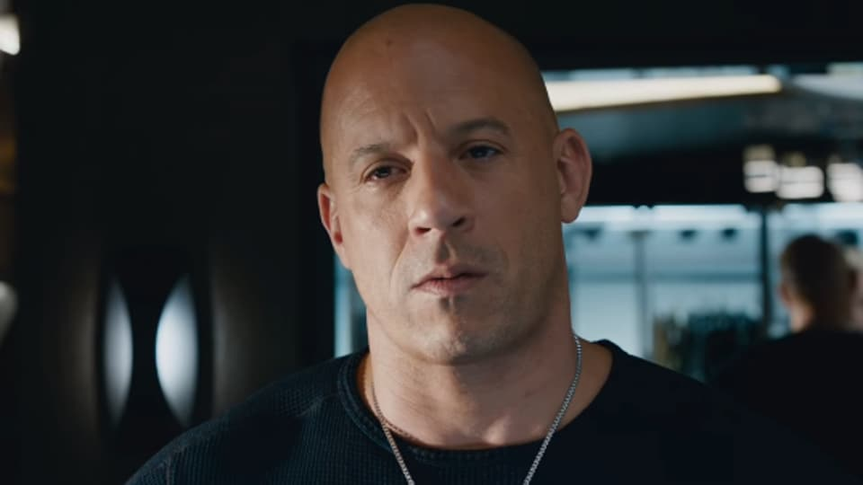 Fate of the Furious,Fast and Furious,Vin Diesel