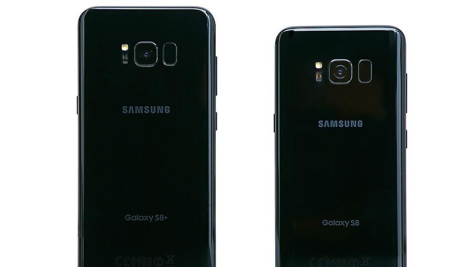 Korean electronics giant Samsung on Wednesday launched its flagship smartphones -- Samsung Galaxy S8 and S8+ -- that will be available globally from April 21.
