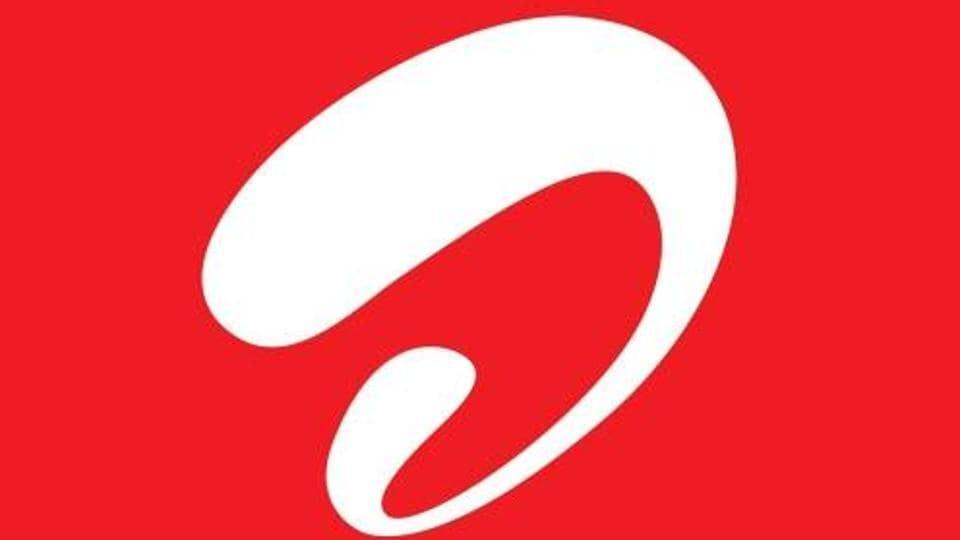 The Airtel logo.
