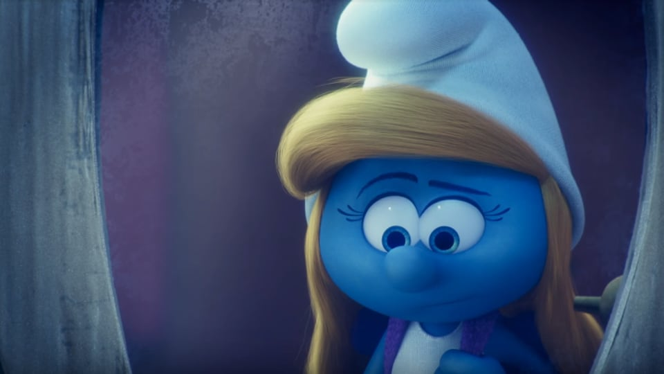 Demi Lovato plays Smurfette in the upcoming Smurfs: The Lost Village.