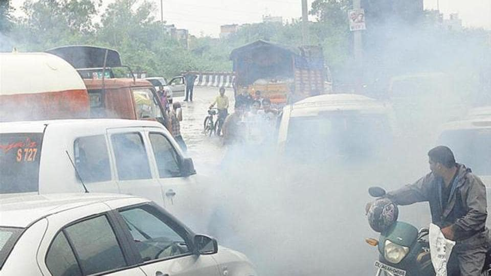 The comptroller and auditor general feels the Bihar government needs to do more to check vehicular pollution.
