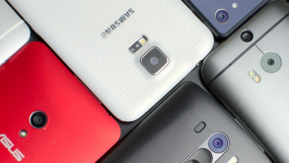 Most brands sell their phones based on the camera