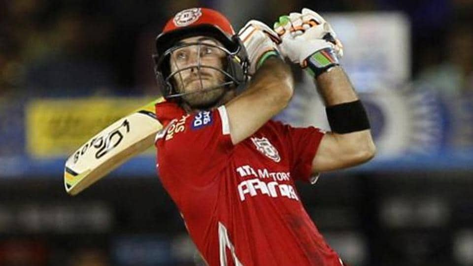 For a man of his calibre, Kings XI PUnjab captain Glenn Maxwell's performance in IPL has been below par. He has managed just six half-centuries in 43 games, spread over five years. (Hindustan Times)