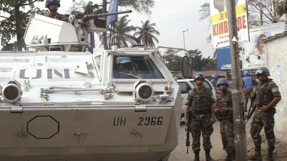 United Nations,UN experts killed Congo,Congo