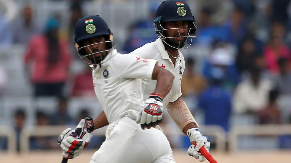 Wriddhiman Saha stitched a 199-run seventh-wicket stand with Cheteshwar Pujara in the Ranchi Test against Australia.