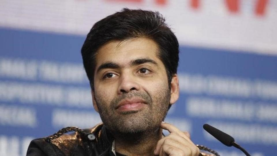 Karan Johar,Fight,Attitude