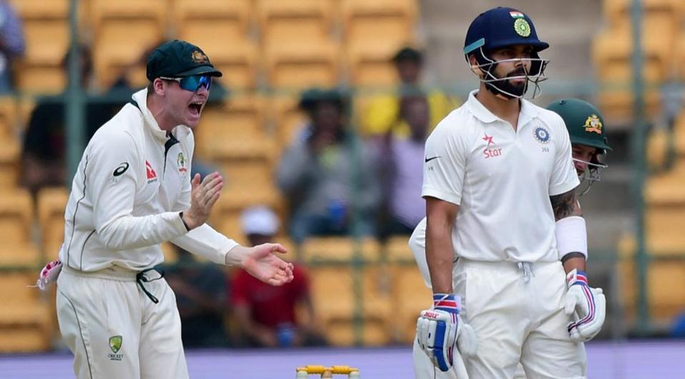 Steve Smith,Virat Kohli,India national cricket team
