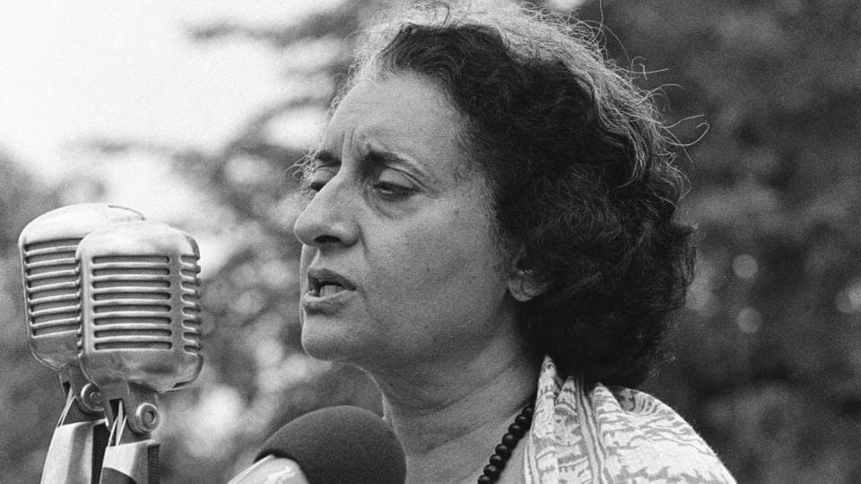 Prime Minister Indira Gandhi declares India to be in a state of emergency in 1975. The consequences of that decision may still be unfolding in Indian politics.
