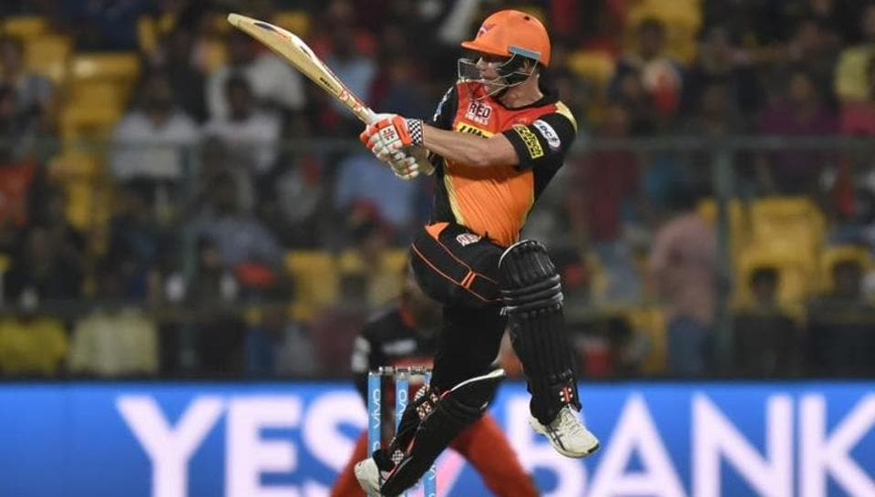 As captain, David Warner led Sunrisers Hyderabad to a title win in IPL 2016 and his contribution was a humongous 848 runs, second only to Kohli's 973. (Hindustan Times)