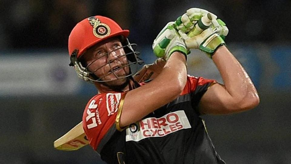 Royal Challengers Bangalore's AB de Villiers is already a star in India due to his IPL exploits. He has over 3000 runs in 120 IPL matches. His strike rate is close to 150. (PTI)