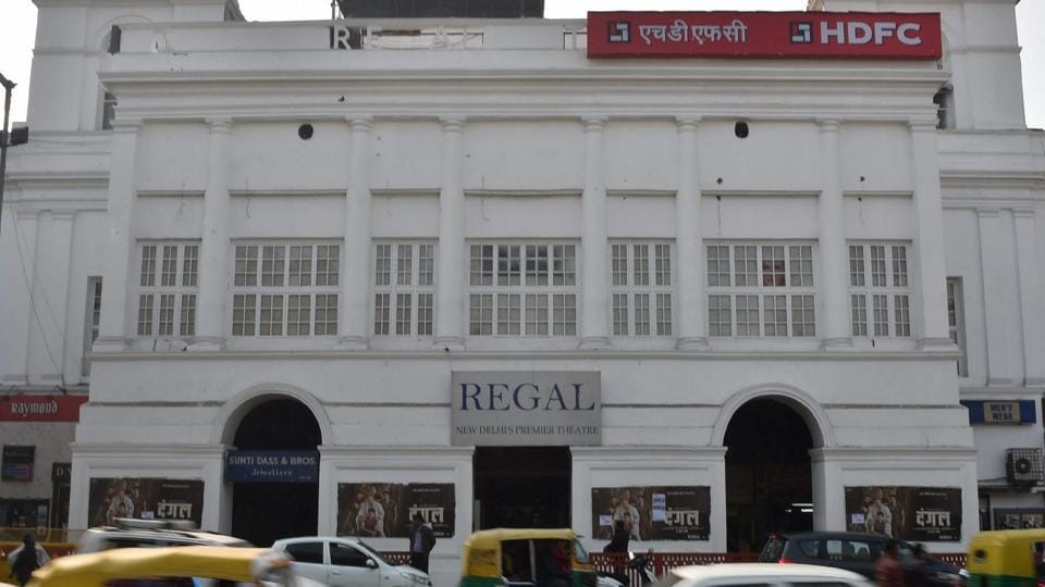 Regal cinema in Delhi's Connaught Place will shut on March 30.