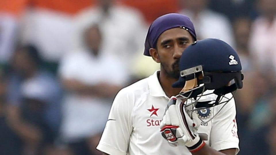 Wriddhiman Saha said he will have no problem playing under Glenn Maxwell in the IPLdespite the controversies in the India-Australia series.