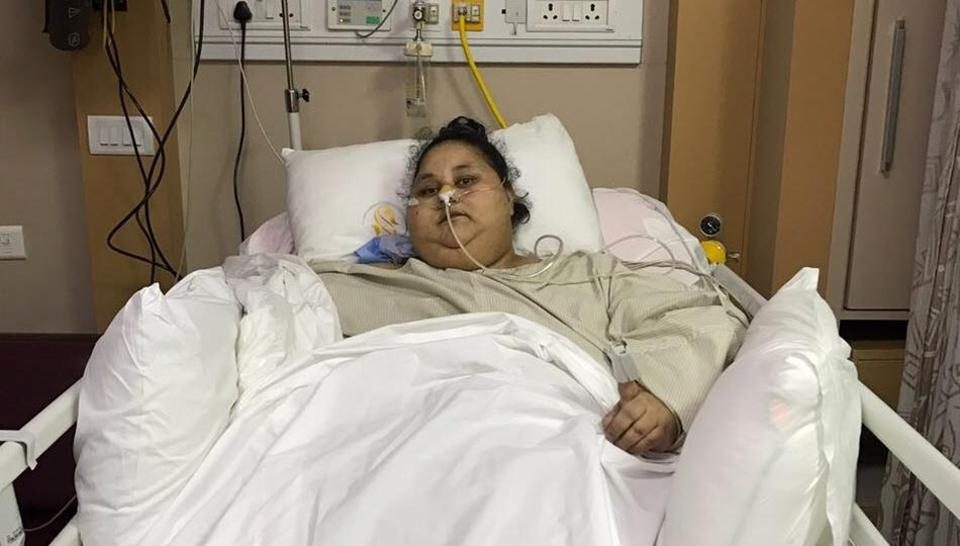 Mumbai news,Eman Ahmed,World's heaviest