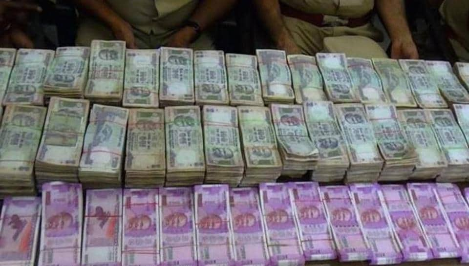 The Bihar police seized fake Indian currency notes worth Rs 33 lakh, biggest such haul after note recall last year.