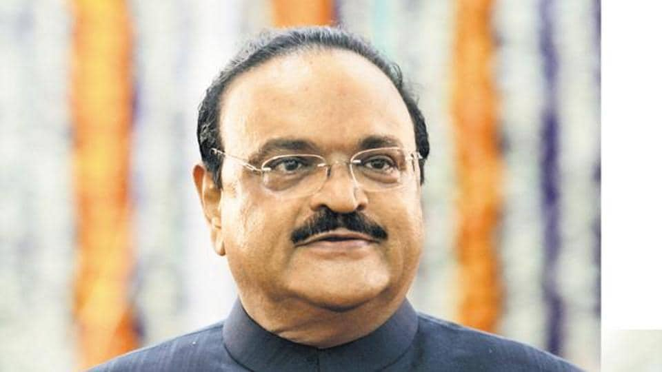 Nationalist Congress Party (NCP) leader Chhagan Bhujbal.