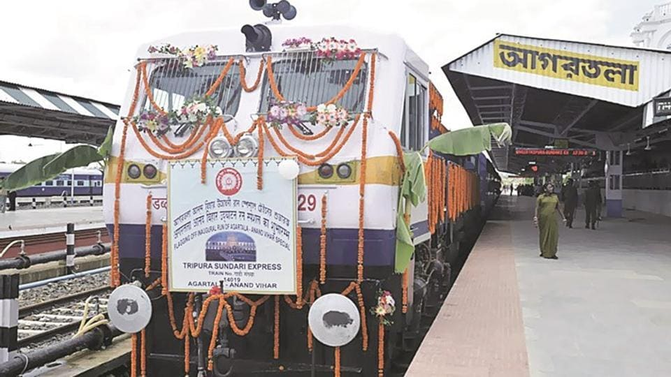 Giving strategic interests a further push, the Centre is exploring feasibility to connect Sino-India border district Tawang in Arunachal Pradesh with the railway network.