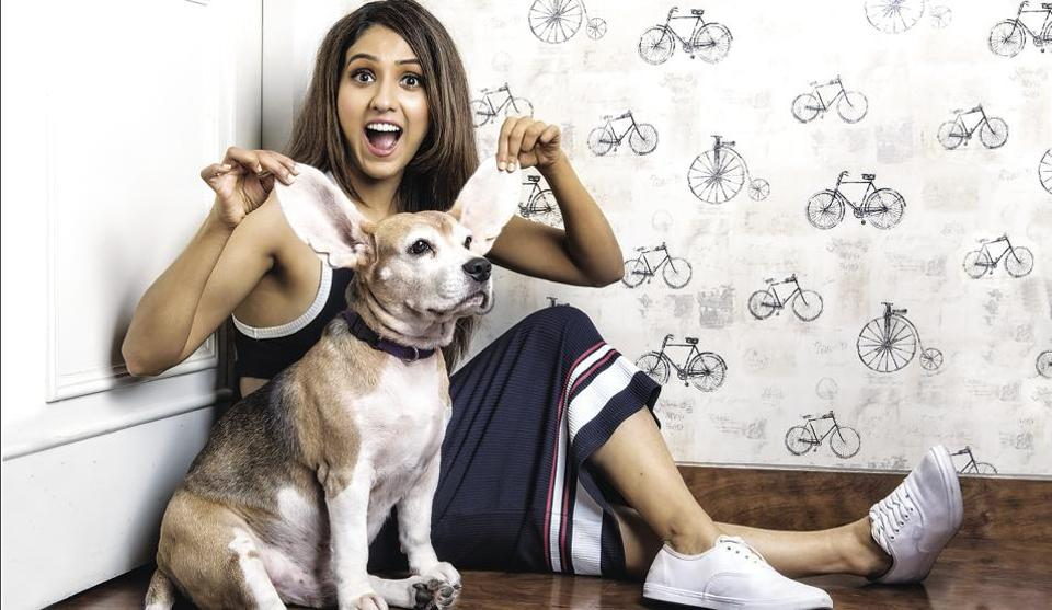 Neeti Mohan debuted as a band member of Aasma and is now lending her voice to hit Bollywood numbers