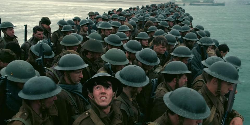 Christopher Nolan's Dunkirk arrives in theatres on July 21.