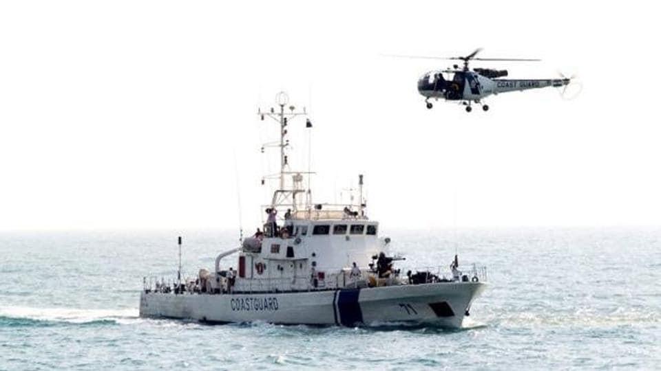 Pakistan Maritime Security Agency,Indian Coast Guard,India Pakistan relations