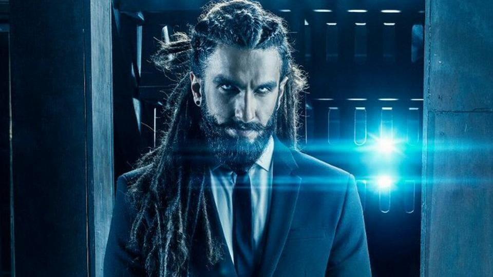 Ranveer Singh has a new look.  Do you like it?