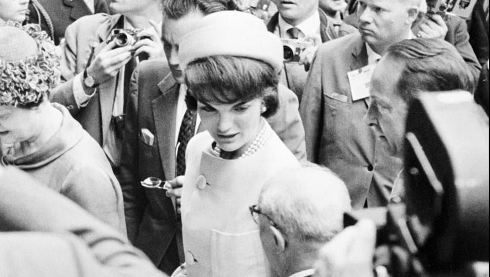 Jackie Kennedy,US president John F Kennedy,Jackie Kennedy and David Ormsby Gore