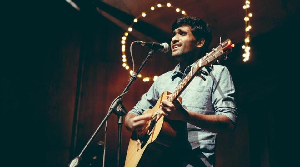 Listen to musician Prateek Kuhad perform live this weekend