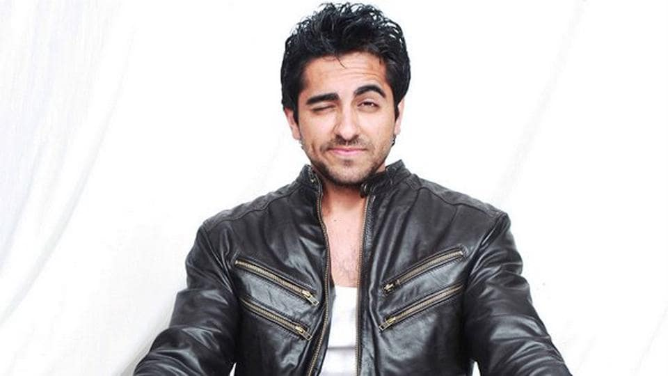 Ayushmann Khurrana says he's not strict with his kids ...