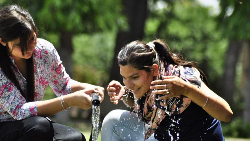 Vast swathes of northern and western India are reeling under near heat-wave conditions with experts expressing concerns over the sweltering temperatures that have shot past 40 degree Celsius in the first few weeks of summer.