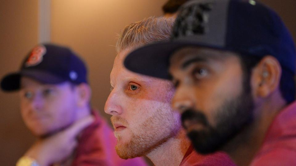 Rising Pune Supergiants captain Steve Smith (L) and key players Ben Stokes (C) and Ajinkya Rahane will be keen to lead the side to the playoffs in this year's Indian Premier League (IPL) and the home support in Pune could prove crucial in the campaign.
