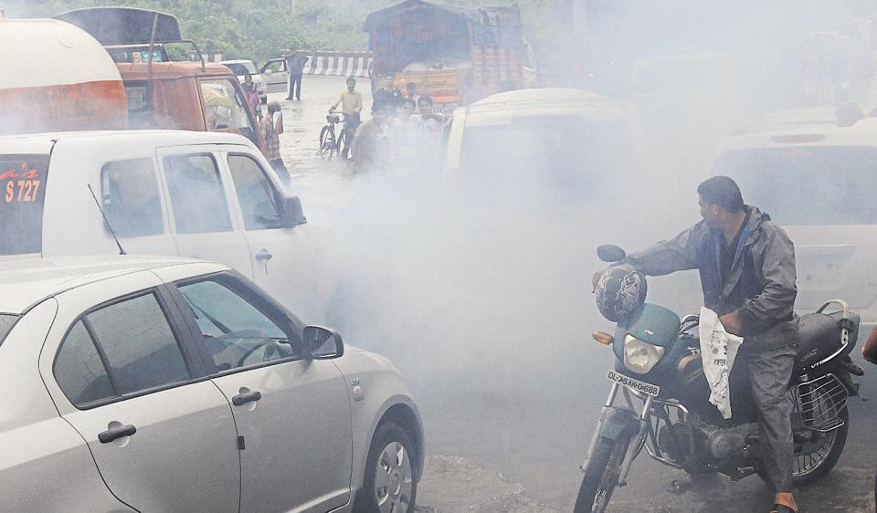 Amid rising concerns about air pollution, Supreme Court on Wednesday banned the sale and registration of BS-III vehicles from April 1.