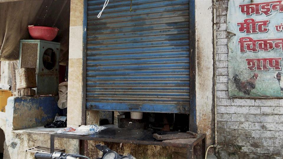 UP meat sellers,Yogi Adityanath,Illegal slaughterhouses