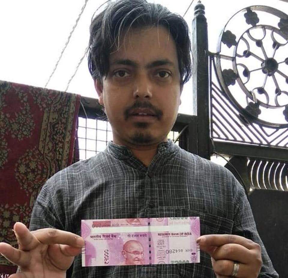 Ghaziabad,2,000 note