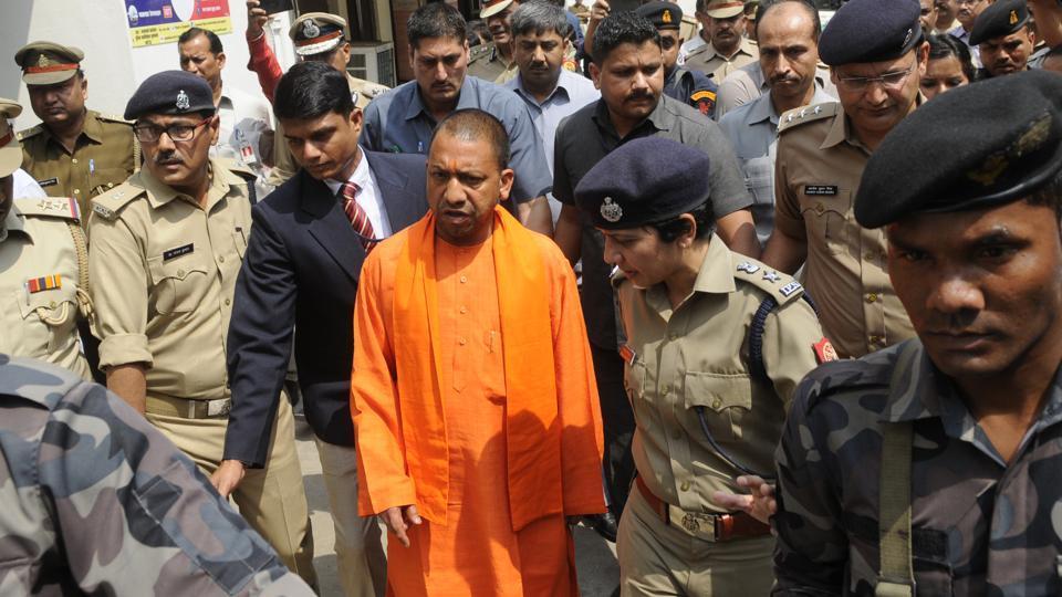 Yogi Adityanath,Uttar Pradesh CM,Z+ VVIP