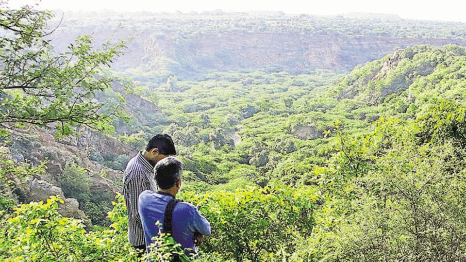 Environmentalists called the exercise an attempt to reduce the state's forest cover.
