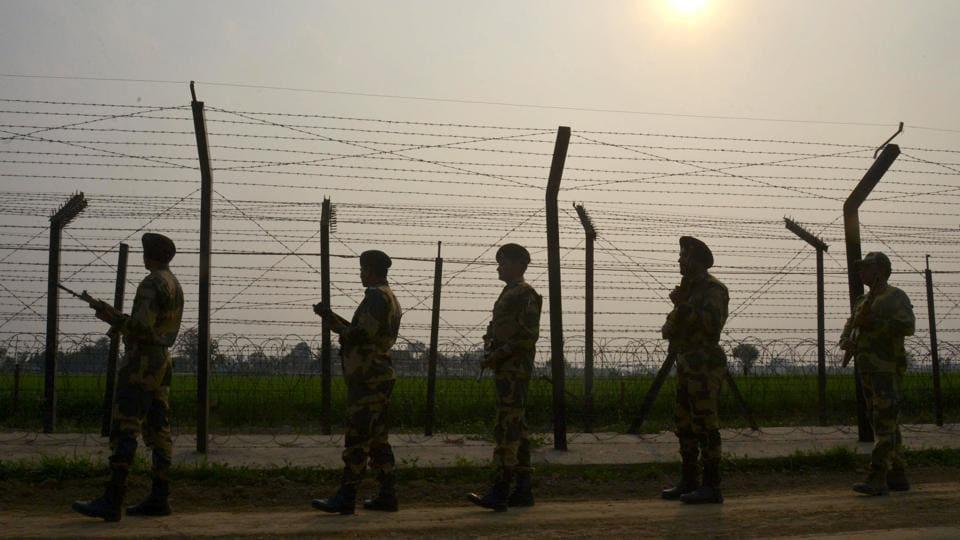 India-Pakistan,LoC,Wagah border