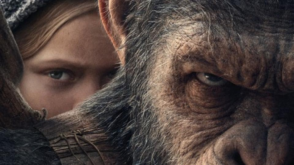 War for the Planet of the Apes is scheduled for a July 14 release.