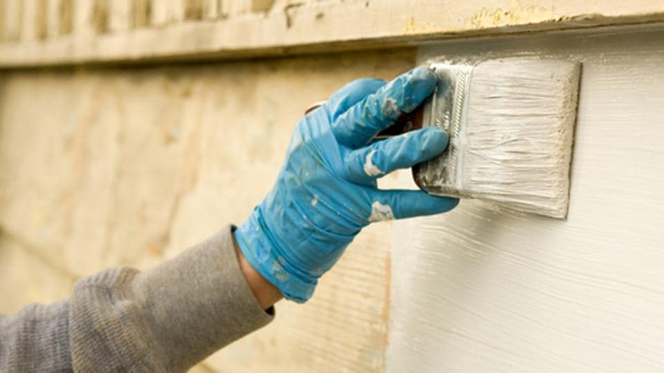 According to studies, high lead content in paints leads to indoor air pollution and affects children the most.