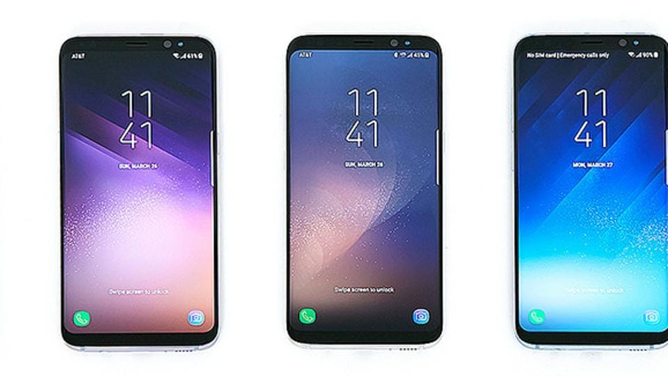 Galaxy S8 Plus Prototypes With Dual Camera Setup Leak Online