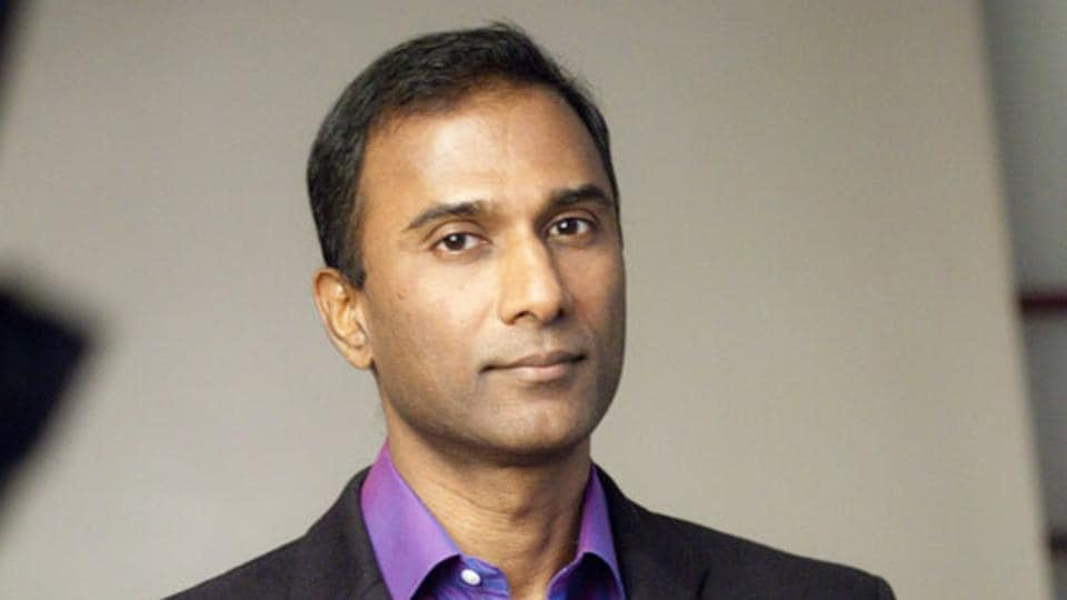 Ayyadurai, who has four degrees from MIT, says he invested the email.