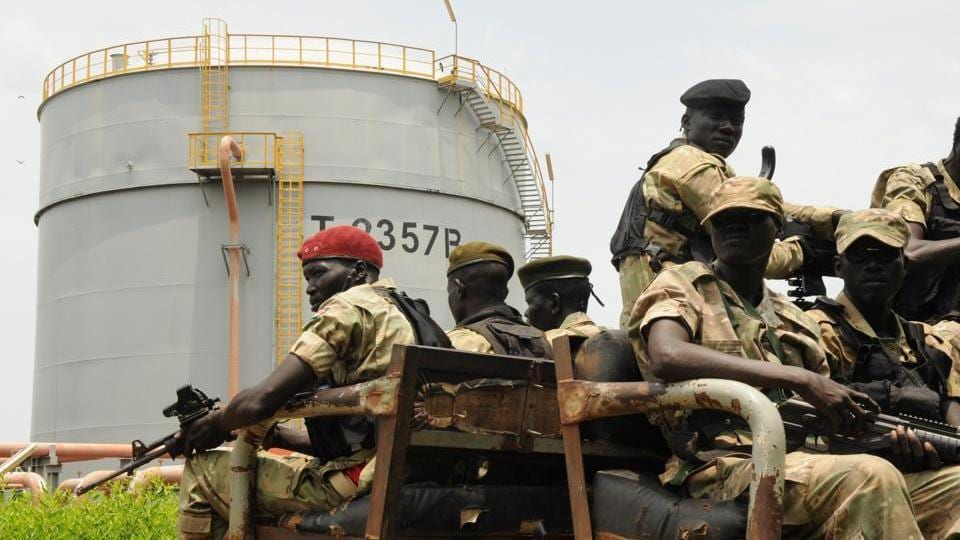 Indians abducted in South Sudan,Oil Engineers abducted in South Sudan,South Sudan