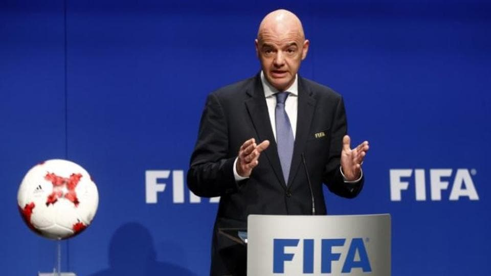 FIFA said its report would also be made available to U.S. investigators.